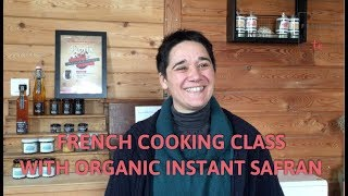 French Cooking Class with Organic Farmer