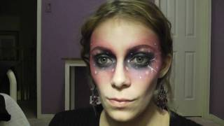 Space Nebula Make-Up Tutorial (Part 2)