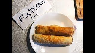 Блинчики с ветчиной и сыром: рецепт от Foodman.club