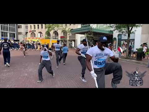 Jackson State University - Marching In Circle City Classic Pep Rally 2019