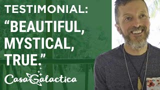 Ayahuasca Plant Spirit Healing Retreat Testimonial - Scottie | Casa Galactica