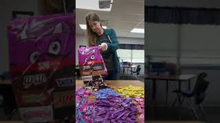 Charlie & the Chocolate Factory Golden Ticket Activity PART 2 pam_a_cake #shorts