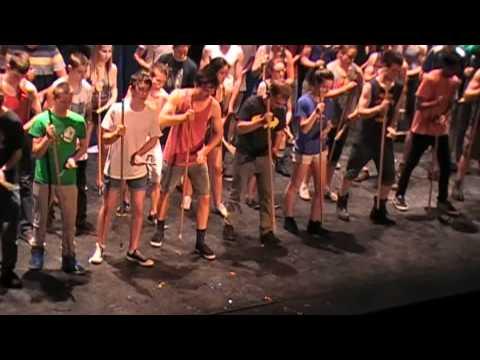 Glebe Offbeat: Music Night 2012-STICKS