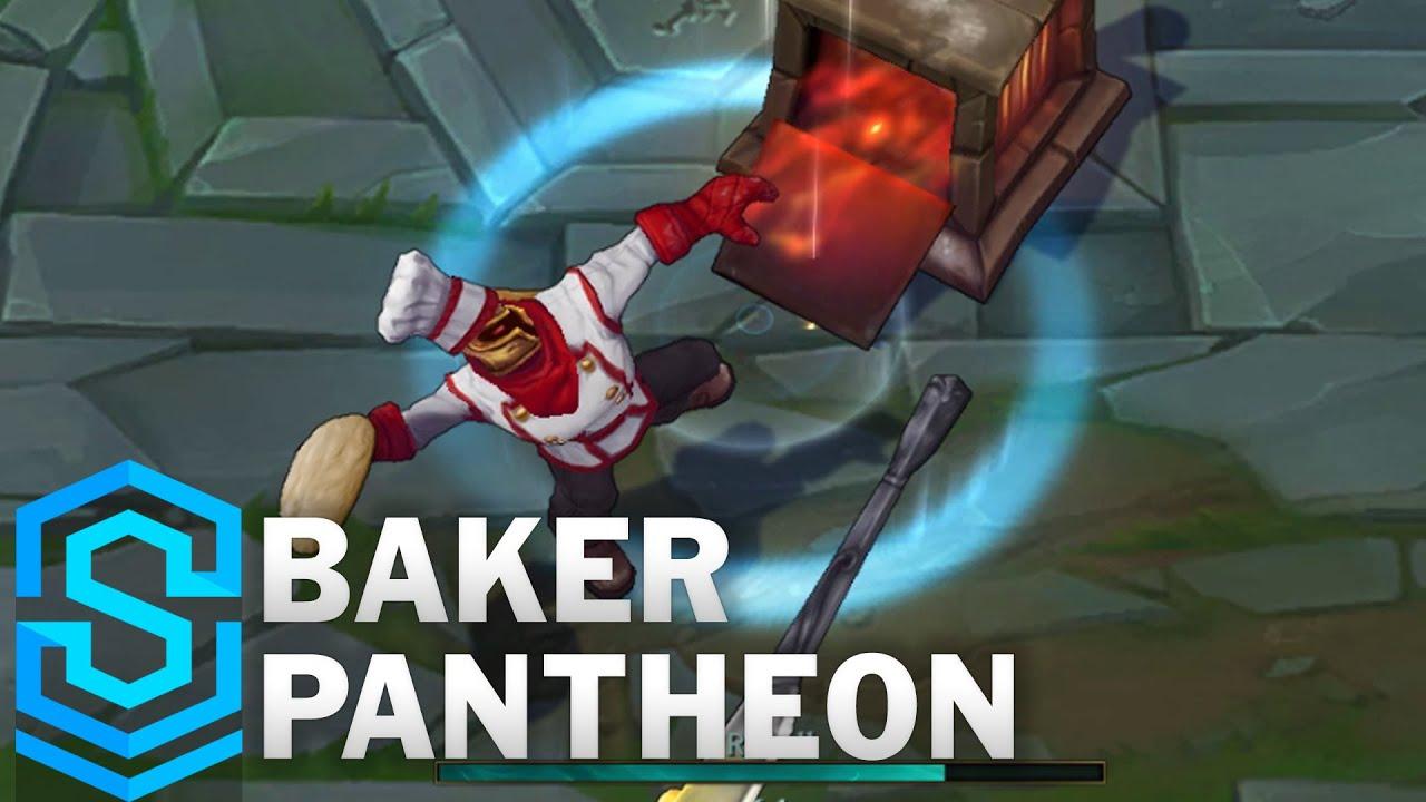 Pantheon Visual Update Again