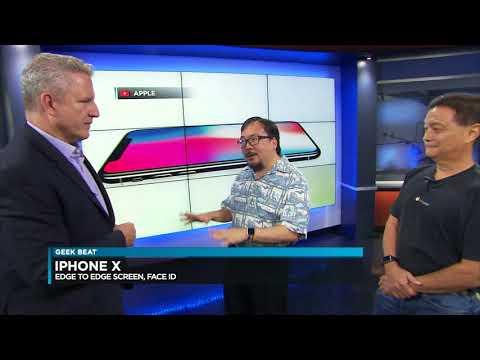 Geek Beat - iPhone X, iPhone 8/8 Plus, Apple Watch Series 3