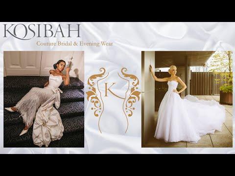Kosibah Couture Bridal Wear - Designer Wedding Dresses - London