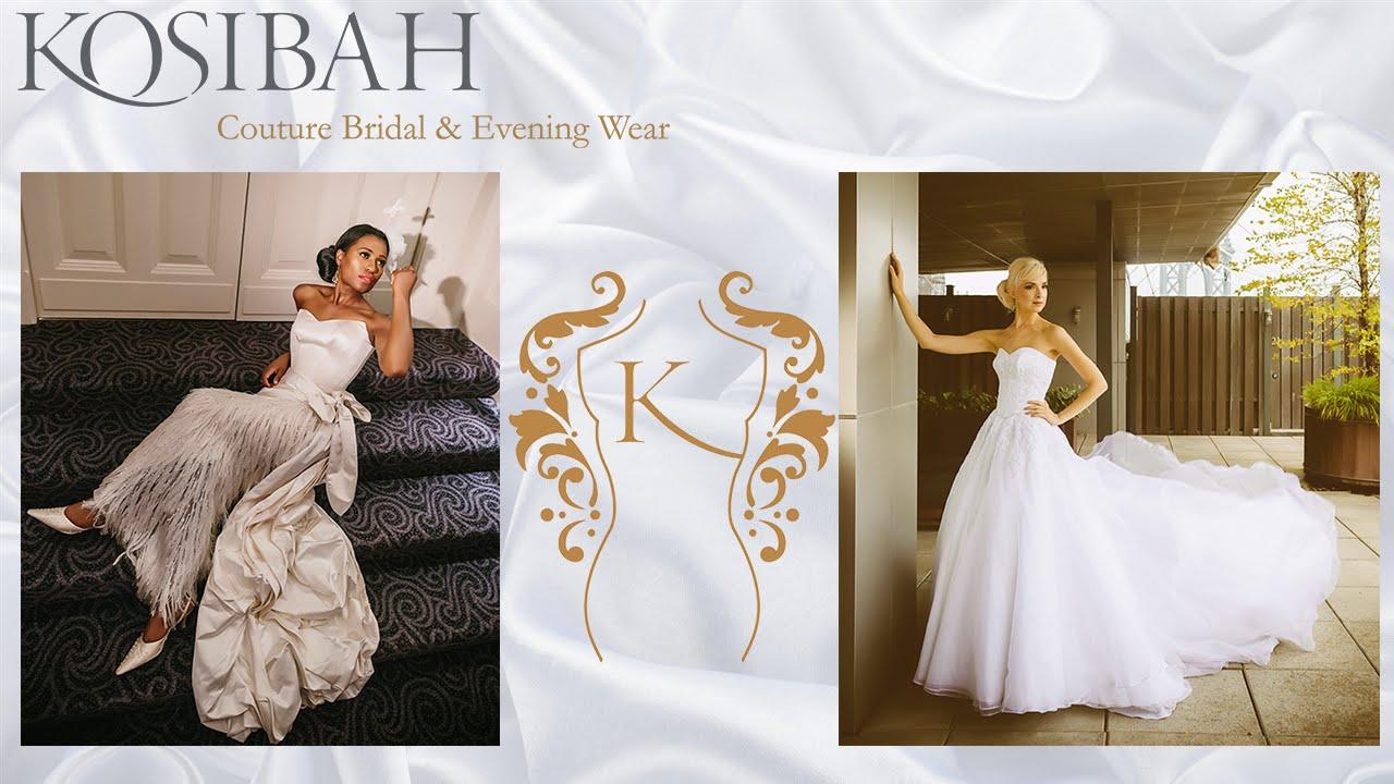 Kosibah Couture Bridal Wear - Designer Wedding Dresses - London ...