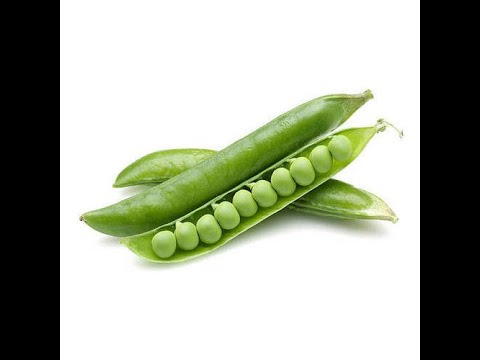 Vegetable name- Green peas