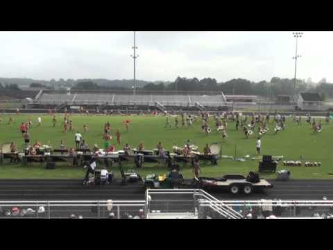Colts 2012 rehearsing