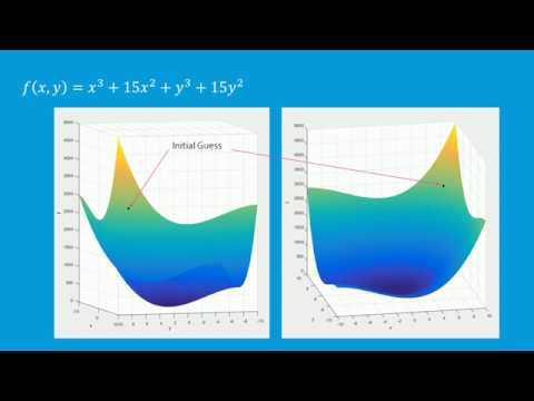 Introduction To Optimization: Gradient Based Algorithms