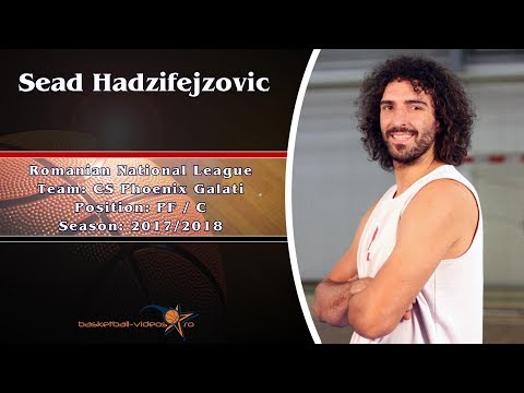 Sead Hadzifejzovic 2017/2018 Highlights