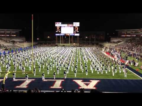 Allen High School Marching Band