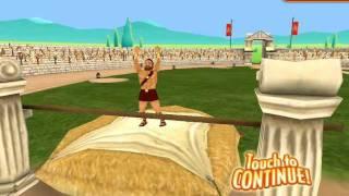 Spartan Athletics - HD Gameplay [iPad/iPad2]