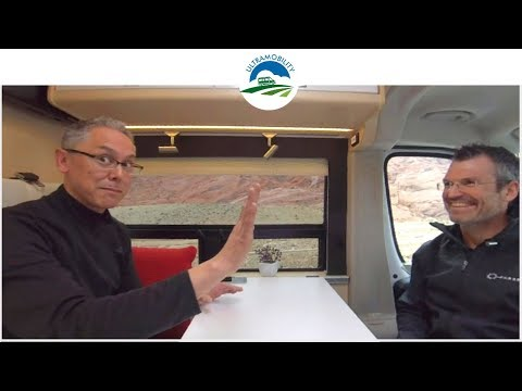 Who is Panoramic RV? | Snippet 1 | Neil & Phil Interview | Hymer Aktiv Alternative?