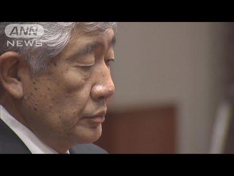 日大前監督ら立件見送りへ タックル指示ないと認定(18/11/13)