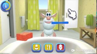 Фото ГОВОРЯЩИЙ БУБА ИГРА Мультик для детей НОВЫЕ СЕРИИ Ухаживаем за Бубой Talking Booba Game For Kids
