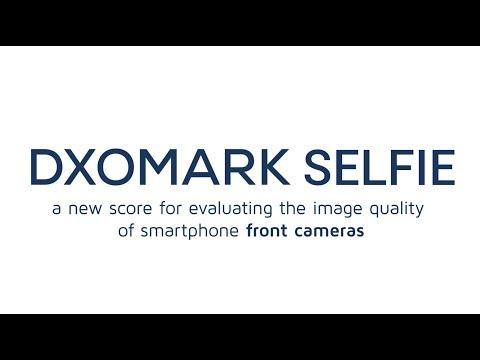 DxOMark Selfie - new smartphone front camera benchmark