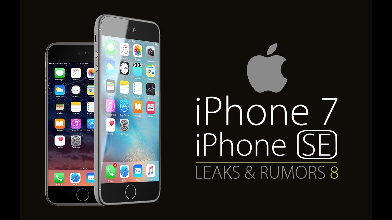 IPHONE 8 LEAKS AND RUMOURS