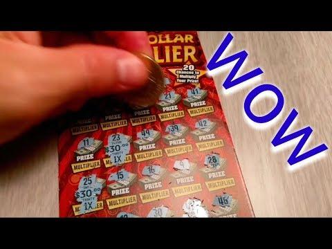 It happened Million Dollar Multiplier CA scratchers
