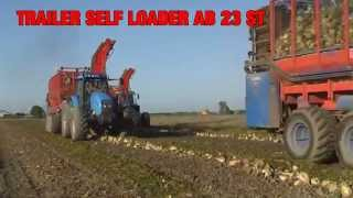 SUGAR BEET HARVESTING EQUIPMENT