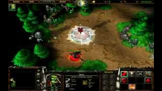 Прохождение Warcraft 3: Reign of Chaos - В погоне за видением #1