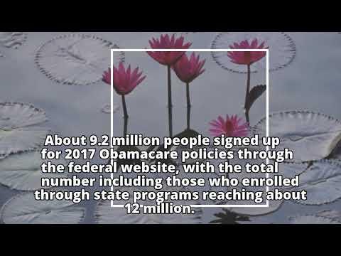 Obamacare enrollment down only slightly after late surge indemand
