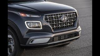 Самый ожидаемый бюджетный кроссовер Hyundai Venue 2020