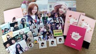 Nayeon SUGAR RUSH Photobook & DVD / 2018 Season's Greeting By @firstrabbit922 Unboxing
