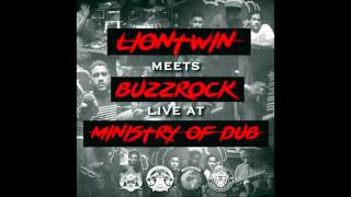 LionTwin Meets BuzzRock At The Ministry Of Dub