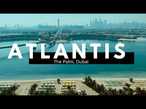 Atlantis The Palm Dubai Adventure + Aquaventure Waterpark & The Lost Chambers Aquarium.