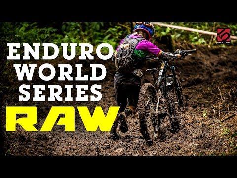 UNRIDEABLE? Vital RAW - Enduro World Series Race Day