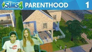 บ้านแสนสุขของเรา 4 คน | The Sims 4: Parenthood #1