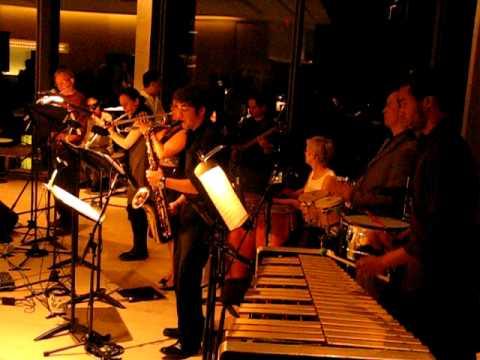 Royal Conservatory Latin Jazz Ensemble Ran Kan Kan
