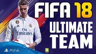 Fifa 18 - Ultimate Team rocken!!   Livestream vom 04.10
