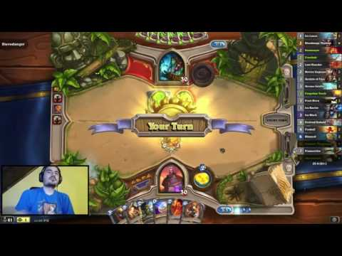 [Kripp] Freeze Mage Heroic Brawl