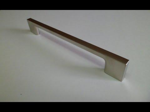 Эффектная мебельная ручка скоба GTV UZ 819