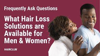 Hair Club All Proven Hair Loss Solutions