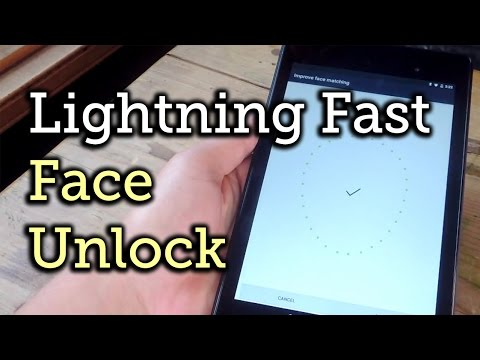 Unlock Your Android with the New Face Unlock Feature in Lollipop [How-To]