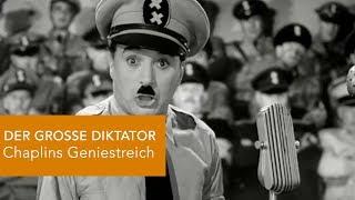 DER GROSSE DIKTATOR - Chaplins Geniestreich