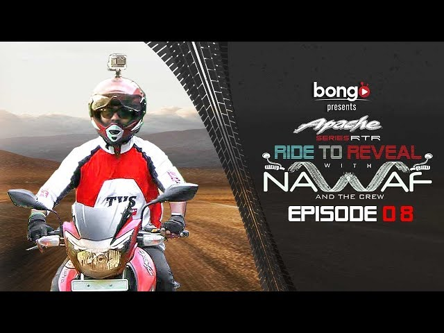 Apache series RTR RIDE TO REVEAL with Nawaf | Ep 08 | Bike Travel Show