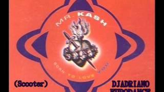 Скачать Djadriano Ft Mr Kash Born To Love You Scooter Djadriano Eurodance Remix