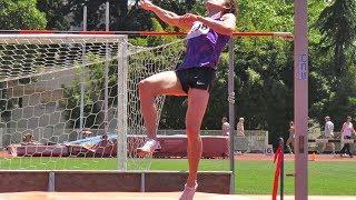 Иван Ухов. Начальная высота 2.30. Командный Чемпионат Росии 2017