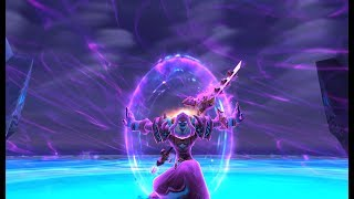 7.3 New Caster Animations & Spell Effects (Mage, Shaman, Druid) - WoW Legion
