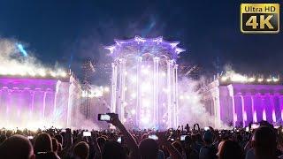 Фестиваль Вдохновение, ВДНХ 2015 - Лазерное Световое Шоу, Открытие - 4K LX100