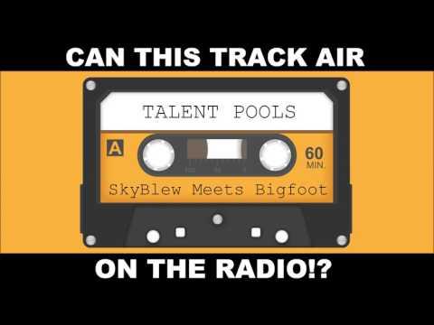 SkyBlew - SkyBlew Meets Bigfoot (Jazz Rap/Jazz Hop)