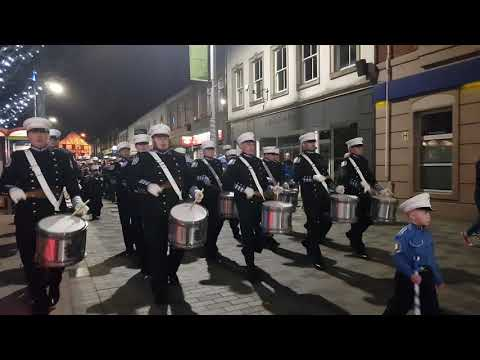 Donaghadee Flutes and Drums @ Pride of Ballymacash Annual Parade 2018