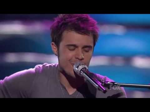 Kris Allen - What's Going On (American Idol 8 Top 2) [HQ]