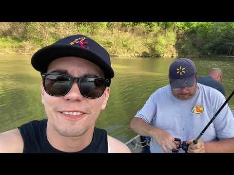 Paint Creek Ohio Fishing