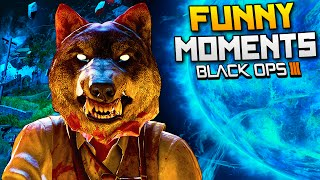 Black Ops 3 Zombies Funny Moments: Revelations - First Attempts, Rage Quits, New Gobblegum! (BO3)