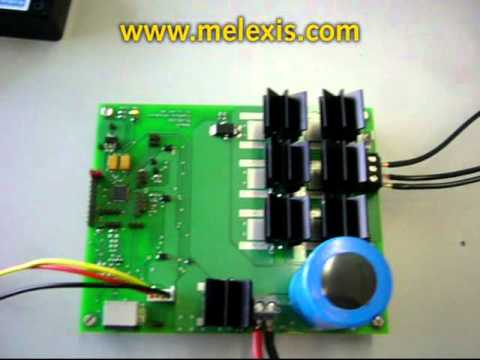 High Power Brushless Direct Current (BLDC) Application (MLX81200)